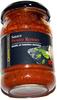 Sauce Pesto Rosso (basilic et tomates sechées) - Produit