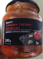 Casino Délices Sauce Tomates Cerises Parmesan tomates cerises entières - Product