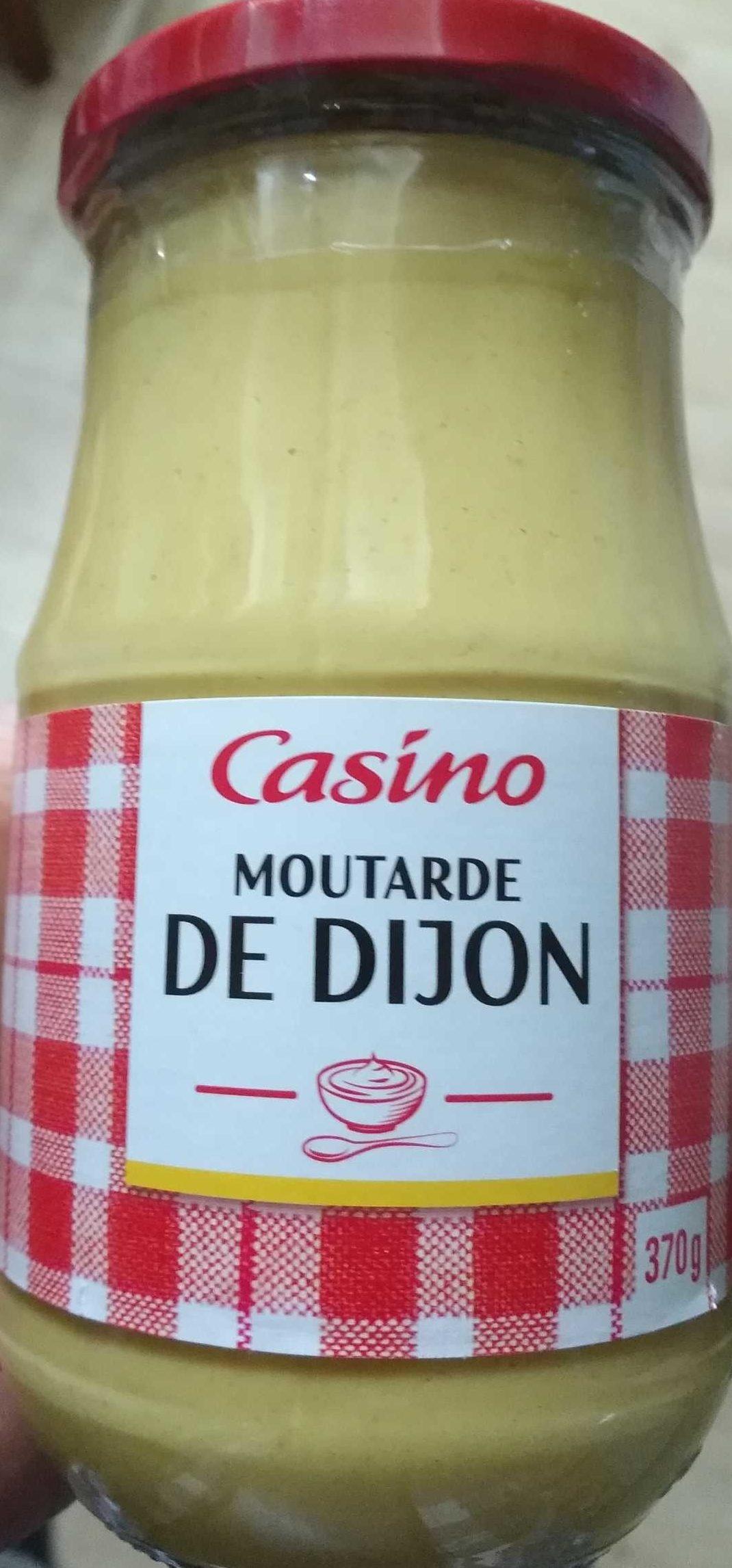Moutarde de Dijon - Produit