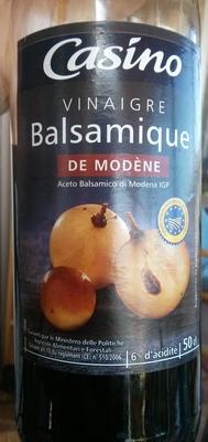 vinaigre Balsamique de Modène - Aceto Balsamico di Modena IGP - Produit - fr