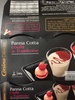 Panna Cotta coulis de framboises - Product
