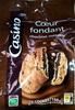 Coeur fondant chocolat noisette - Product