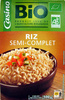 Riz semi-complet long grain bio - Product