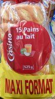 15 Pains au lait - Product - fr
