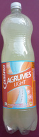 Agrumes light - saveur orange, citron et pamplemousse - Product