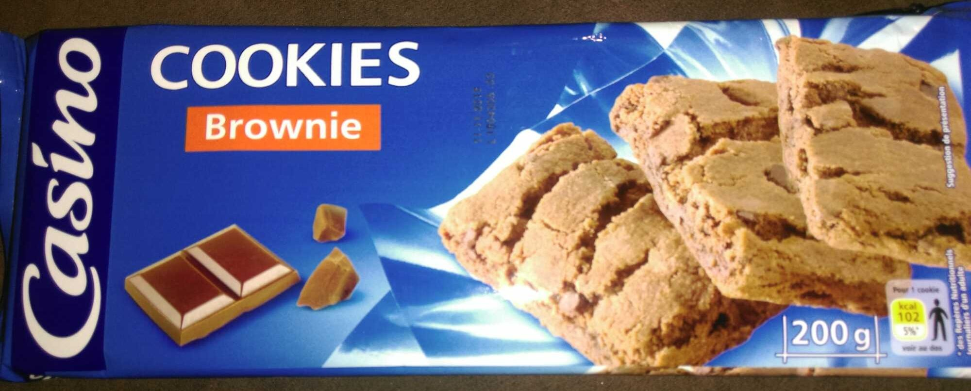 Cookies Brownie - Product