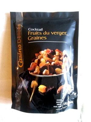 Cocktail Fruits du verger graines - Product
