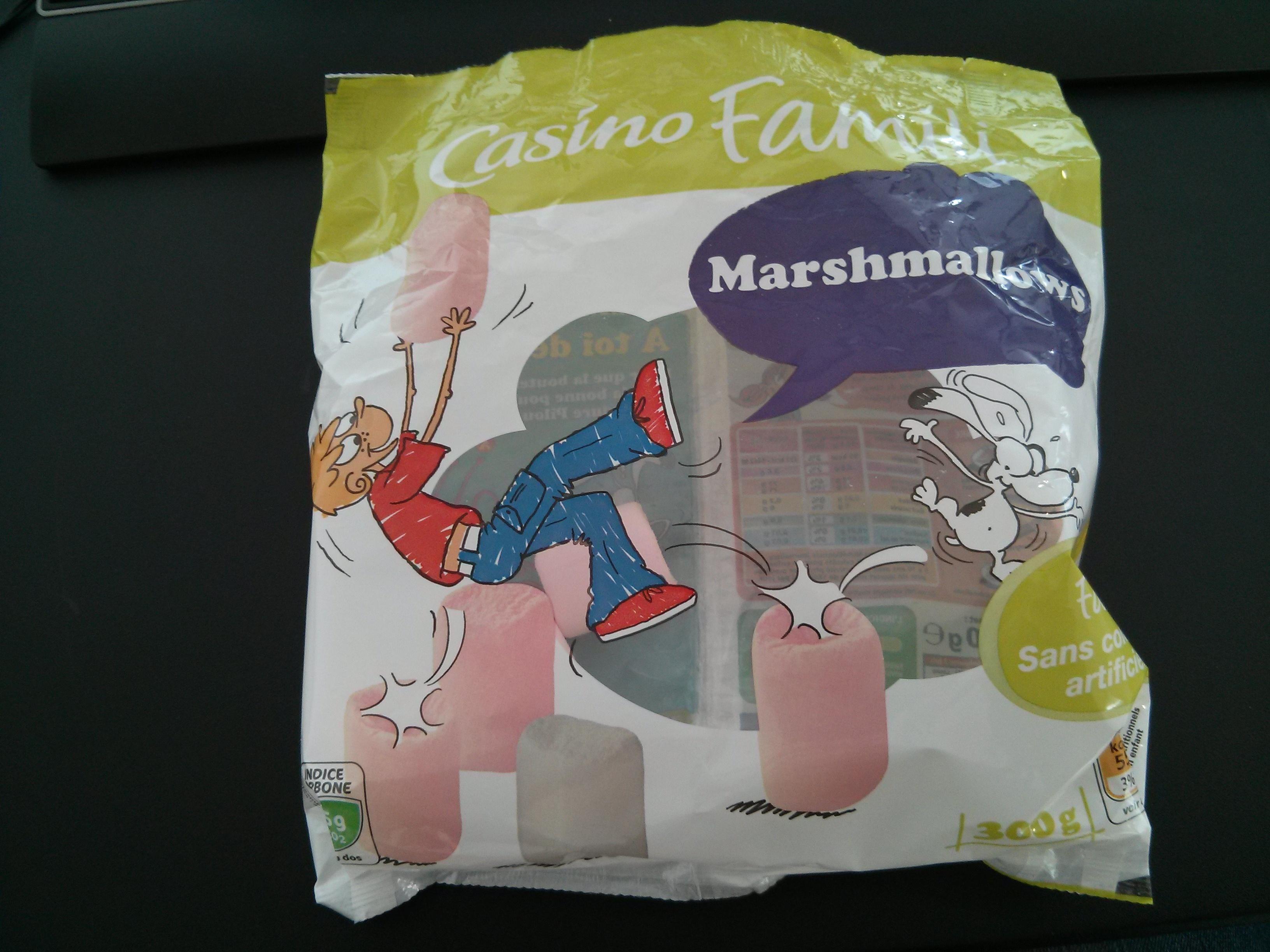 marshmallows - Produit - fr
