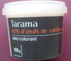 Tarama premium - Sans colorant - Product