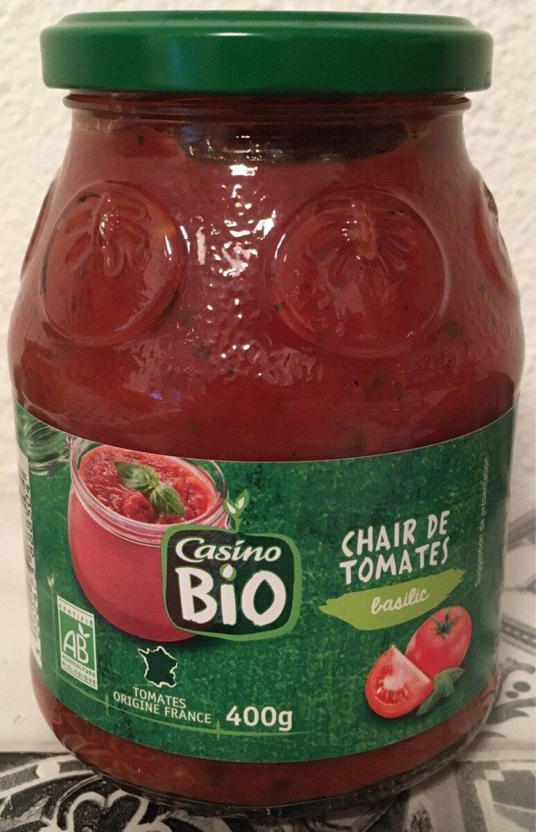 Chair de tomates Basilic - Produkt