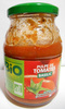 Pulpe de tomates Basilic - Produit