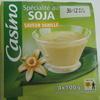 Spécialité au soja saveur vanille source de calcium - Product