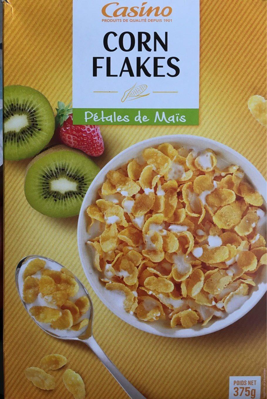 Corn Flakes Pétales de maïs - Voedingswaarden