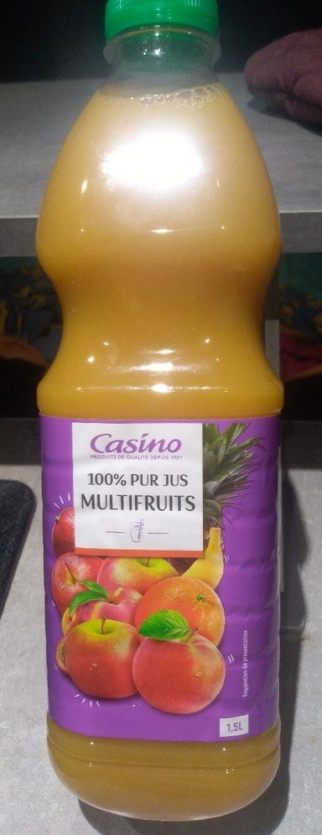 100 % Pur Jus Multifruits - Product