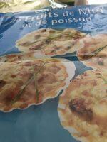 Coquilles de fruits de mer - Product - fr