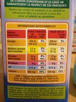Boisson Riz Calcium - Voedigswaarden