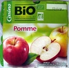 Pomme Bio - Product