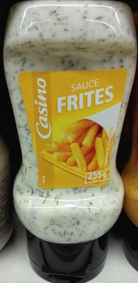 Sauce sauce frites - Produit