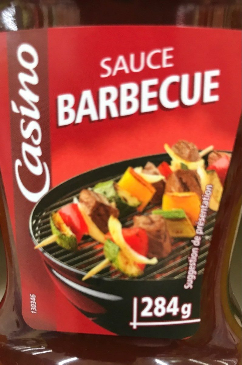 Sauce Barbecue - Product