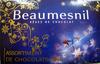 Rêves de chocolat Assortiment de chocolats fins Beaumesnil - Product