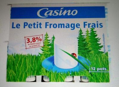 Le petit fromage frais - Product - fr