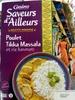 Poulet tikka massala et riz basmati - Product