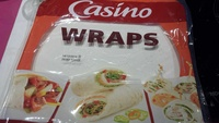 Wraps - 6 galettes - Product