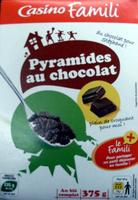Pyramides au chocolat - Product - fr
