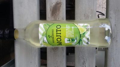 Mojito - saveur citron vert et menthe - cocktail au rhum, citron vert et aromatisé menthe - casino - Produit - fr