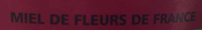 Miel liquide fleurs de France - Ingrediënten