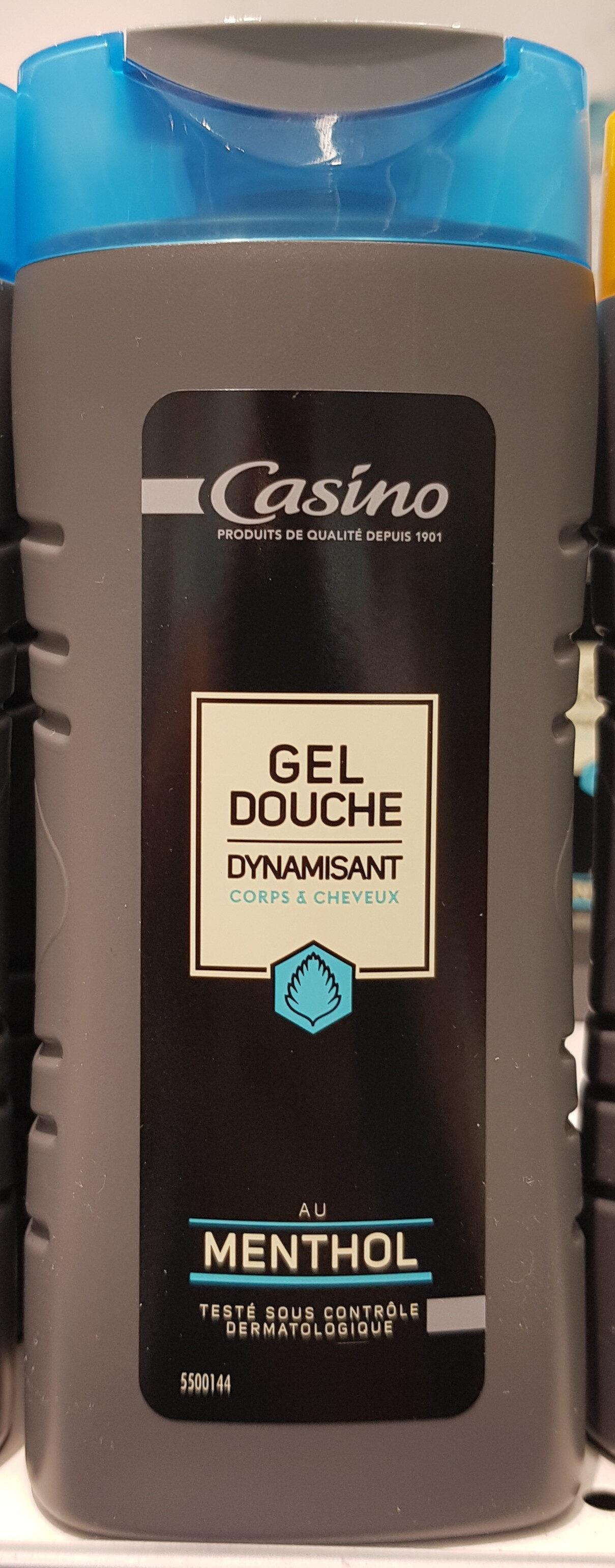 Gel dche Hom.menthe casino - Produit - fr
