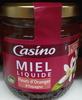Miel liquide fleurs d'oranger d'Espagne - Product