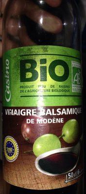 Vinaigre Balsamique de Modène biologique - Product