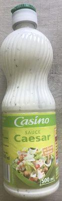 Sauce Caesar - au Grana Padano - Product - fr