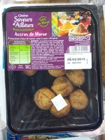 Accras de Morue, Recette antillaise - Produit