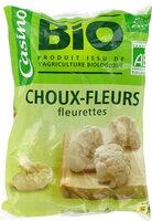 Choux-fleurs en fleurettes Bio - Prodotto - fr