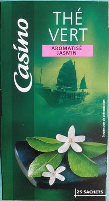 Thé vert aromatisé jasmin - Produit