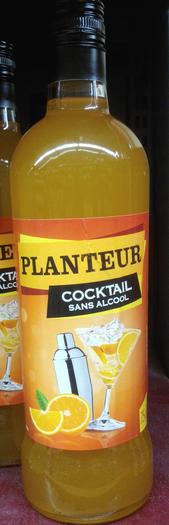 Cocktail sans alcool planteur - Product - fr