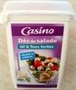 Dés de salade Ail et fines herbes - salade et apéritif - Produit