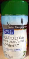 Édulcorant de table à base d'extrait de stévia - Produit - fr