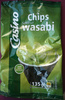 Chips saveur wasabi - Product