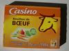 Bouillon e cube de bœuf - Produit