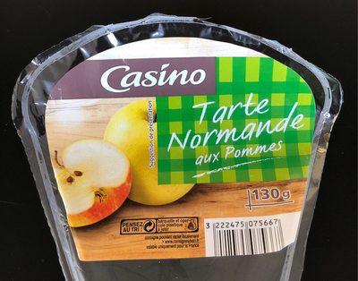Tarte Normande aux pommes - Product