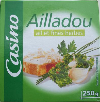 Ailladou Ail et fines herbes - Produit - fr