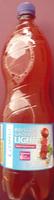 Boisson gazeuse light saveur fruits rouges - Product