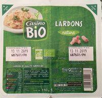 Lardons nature - Produit - fr