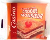 Fromage fondu croque monsieur - Produit - fr