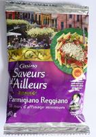 Parmigiano Reggiano râpé - 18 mois d'affinage minimum - Produit - fr