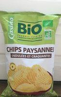 Chips ondulées paysannes - 产品 - fr