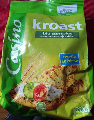 Korast Blé Complet Sans Sucres Ajoutés - Produit
